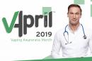 ΗΝΩΜΕΝΟ ΒΑΣΙΛΕΙΟ: Ξεκινήστε το VApril 2019 για να βοηθήσετε τους καπνιστές να κάνουν τη μετάβαση στη βλάστηση!