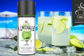 REVISIÓN / PRUEBA: Mr Lemonade apple by MY'S Vaping