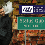 CANADÁ: Vapotage, el status quo sería contraproducente en la lucha contra el tabaco.