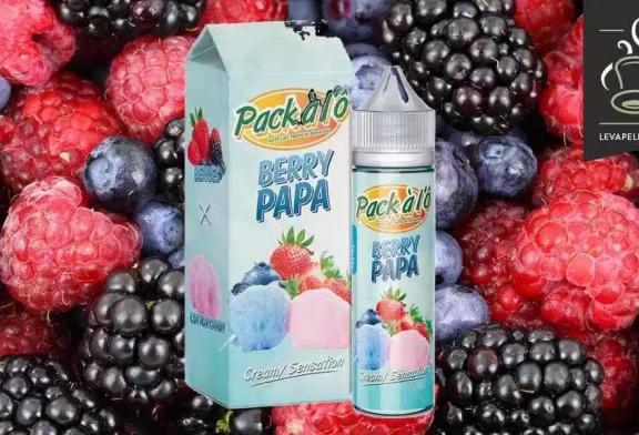 RÜCKBLICK / TEST: Berry Papa (Candy Sensation Range) von Pack at O