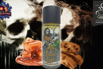 REVUE / TEST : Butterscotch Cookies (Gamme Beast Flava) par My's Vaping France