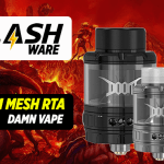 FLASHWARE:Doom Mesh RTA(该死的Vape)