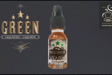 REVUE / TEST: Gourmandise (Full Vaping Range) by Green Liquides