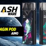 FLASHWARE : Imagin Pod 1100mAh (AIMO)