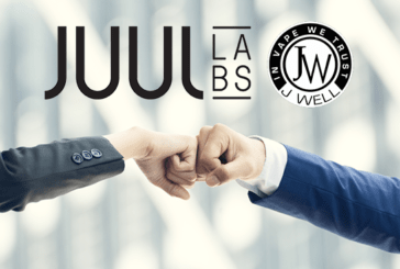 ECONOMY: A new distribution partnership between e-cigarette makers Juul and Jwell!