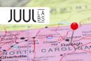 ESTADOS UNIDOS: Carolina del Norte inicia una acción legal contra el fabricante de cigarrillos electrónicos Juul.