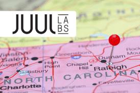 ארצות הברית: צפון קרוליינה משיקה פעולה משפטית נגד e- סיגריה יצרנית Juul.