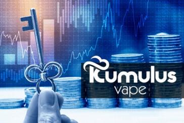 כלכלה: ענק Kumulus Vape, E- מומחה סיגריה הולך הציבור!