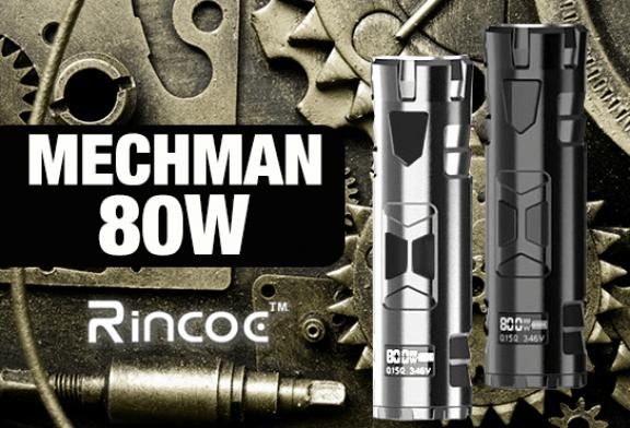 BATCH INFO: Mechman 80W (Rincoe)