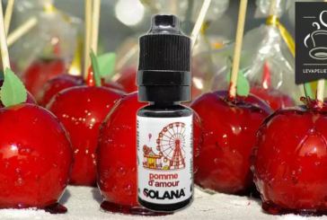 REVIEW / TEST: Love Apple (Ready to Vaper Range) by Solana