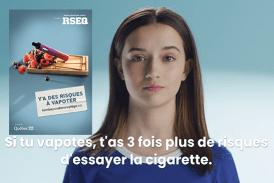 КАНАДА: «Не попадитесь в ловушку», профилактическая кампания против вейпинга молодых людей ...