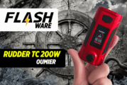 FLASHWARE: Rudder 200W TC (Oumier)
