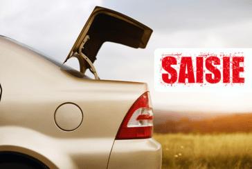 JUSTITIE: 448-kolven met e-liquids zonder bewijs dat in een auto is ingevoerd