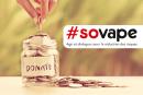 ΔΕΛΤΙΟ ΤΥΠΟΥ: Για την Παγκόσμια Ημέρα Καπνίσματος, ο Sovape ζητά δωρεές!