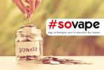 הודעה לעיתונות: העולם לא יום טבק, Sovape שיחות לתרומות!