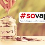 COMMUNIQUE : Pour la journée mondiale sans tabac, Sovape lance un appel aux dons !