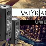 INFO BATCH : Valyrian II 300W (Uwell)