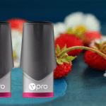 REVUE / TEST : Fruits des Bois (gamme vpro) par Vype
