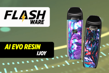 FLASHWARE : AI EVO Pod Resin (Ijoy)