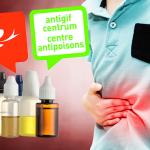 BELGIO: il centro per gli antipoison avverte del potenziale pericolo di intossicazione con liquidi elettronici!