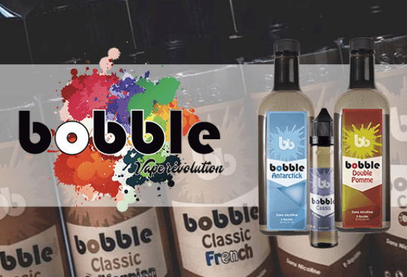 LET'S TALK E-JUICE: Discovering Bobble, a little revolution for the French vape!