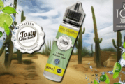 REVUE / TEST: Cactus / Lime (Tasty range) by Liquidarom