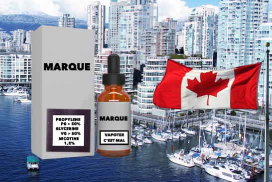 CANADA : Vers des emballages «neutres» pour les produits du vapotage ?
