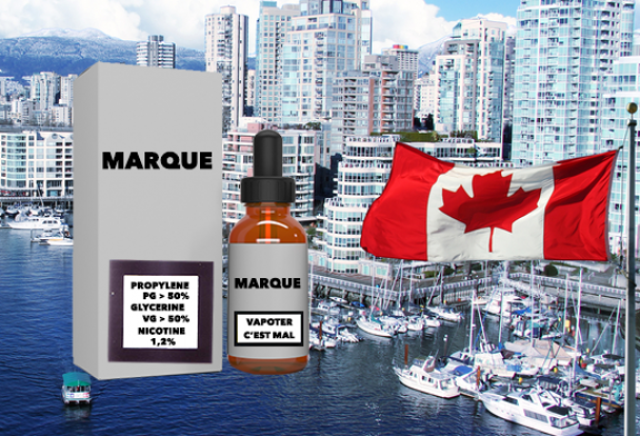 "CANADA: Towards ""neutral"" packaging for vaping products?"