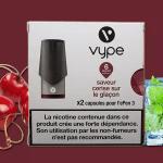 REVUE / TEST : Cerise sur le Glaçon par Vype
