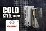 מידע נוסף: Cold Steel 200W TC (Ehpro)