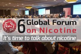 科学:回到第6期全球尼古丁论坛(GFN19)