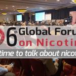 מדע: חזרה למהדורה 6th של הפורום העולמי על ניקוטין (GFN19)