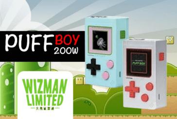 ИНФОРМАЦИЯ О ВЫПУСКЕ: Puff Boy 200W (Wizman)