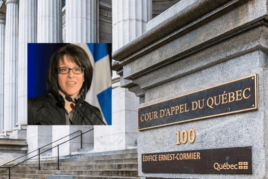 CANADA: Regering doet een beroep op het vonnis van het Hooggerechtshof van Quebec
