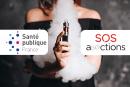 """ΓΑΛΛΙΑ: Το ηλεκτρονικό τσιγάρο, το """"καλύτερο προϊόν για να βγούμε από τον καπνό"""" σύμφωνα με τον πρόεδρο του SOS Addiction!"""