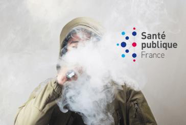 SALUTE: La sigaretta elettronica avrebbe aiutato 700 000 a fumare negli anni 7 secondo la Public Health France.