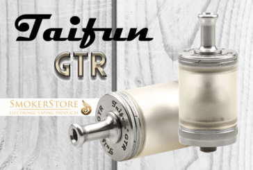 INFO BATCH : Taifun GTR (Smokerstore)