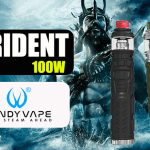 מידע נוסף: Trident 100W Waterproof (Vandy Vape)
