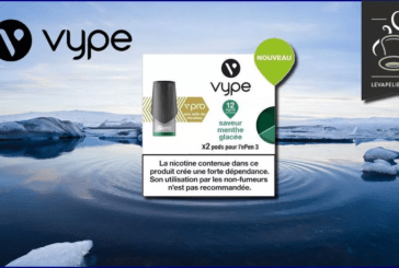 REVIEW / TEST: Ice Mint (Vpro Range) by Vype