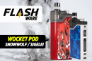FLASHWARE: Snowwolf Wocket פוד 25W (Sigelei)