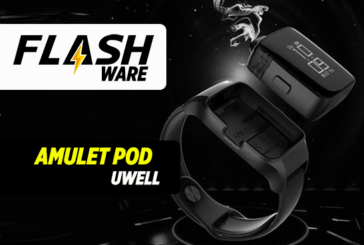 FLASHWARE : Amulet Watch Pod (Uwell)