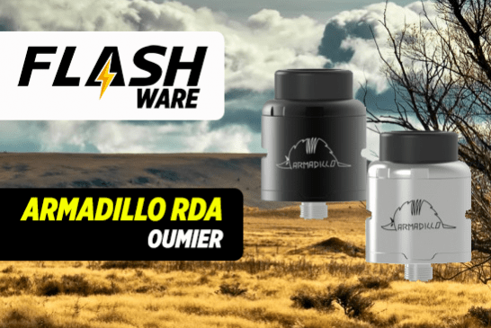FLASHWARE: Gordeldier RDA (Oumier)
