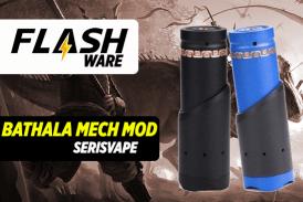 FLASHWARE: Bathala Mech Mod (Serisvape)