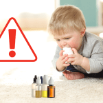 AUSTRALIA: The death of a child of 19 month who had consumed his mother's nicotine e-liquid.