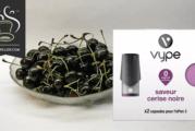 REVUE / TEST: Schwarzkirschgeschmack von Vype