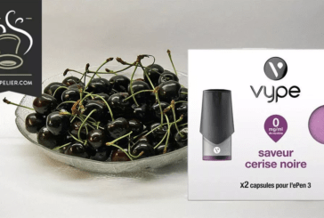 REVUE / TEST: Black Cherry flavor by Vype