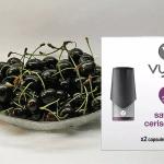 REVUE / TEST : Saveur Cerise Noire par Vype