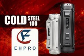 מידע נוסף: Cold Steel 100 (Ehpro / AmbitionZ)