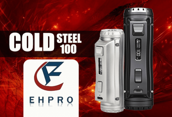 BATCH INFO: Cold Steel 100 (Ehpro / AmbitionZ)