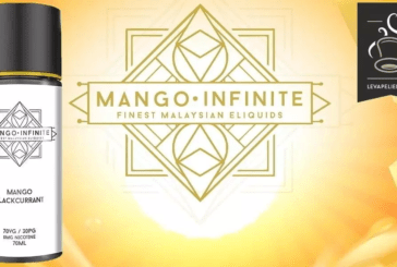 REVUE / TEST : Mango Blackcurrant par Mango Infinite – My's Vaping